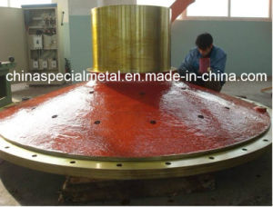 Low Alloy Steel Casting Feed Inlet for Ball Mill