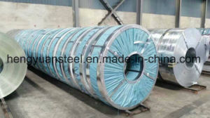 Zinc Coated Galvanized Steel Slit Coil Gi Steel Strip pictures & photos