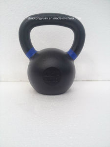 Cast Iron Kettlebell 12kg High Quality pictures & photos