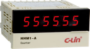 6 Digits Meter Counter with Multi Output Modes (HHM1, HHM1-A) pictures & photos