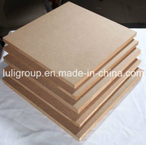Cheap Raw MDF Panel for Furniture pictures & photos