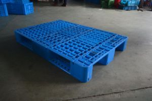 Best Food Grade Blue Recycled Used Plastic Pallets For Sale