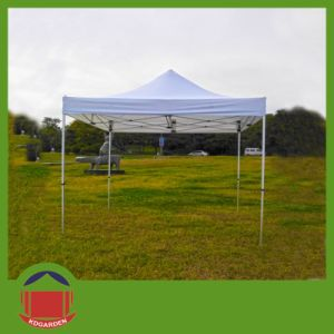 3X3m Folding Canopy Tent with Rolling up Door pictures & photos