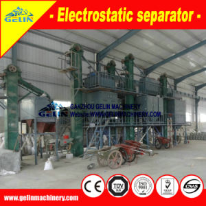 Heavy Sand Recovery Machine Arc Plate Electrostatic Separator Heavy Sand Recovery Plant pictures & photos