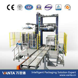 20000bph Can Depalletizing Line Bulk Can Depalletizer