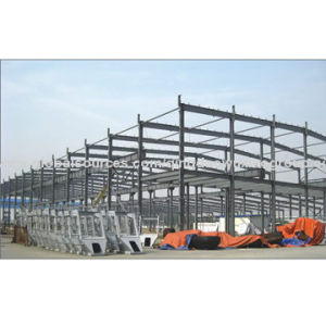 Customized High Quality Steel Structure pictures & photos