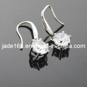 Cubic Zirconia Earrings (YAQA002)