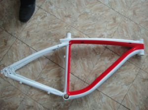 Magnesium Alloy Bicycle Frame Painted