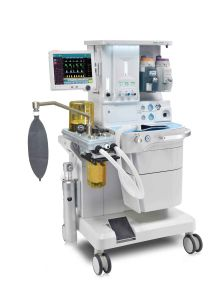 Touch Screen with Ventilator Anesthesia Machine with Ce (SC-AX700)