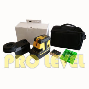 Cross Line and Five Points Laser Level Total Station (G25) pictures & photos