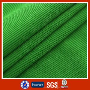 100%Polyester Knitting Rib Fabric in Tube pictures & photos