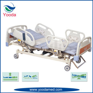 Electric Hospital Bed with Five Function pictures & photos