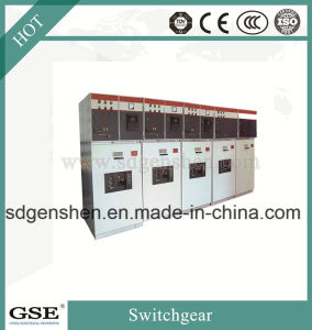GS-Hxgn -12 High Voltage Power Distribution/Control Indoor Box Type (fixed) Metal Enclosed Ring Net Cabinet Switchgear Equipment pictures & photos