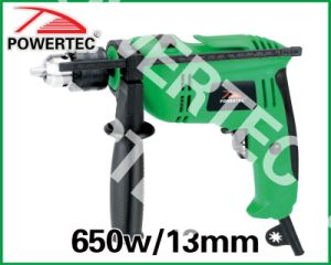 650W 13mm Impact Drill (PT82030) pictures & photos