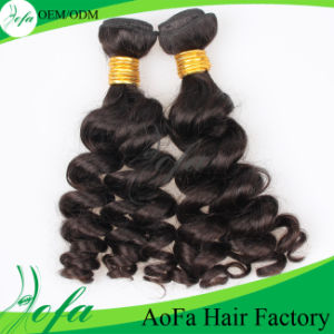 Free Weave Virgin Remy Hair Natural Human Hair Extension pictures & photos