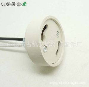 Gu24 Ceramic Lamp Socket (AP-801)