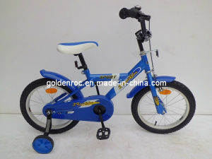 "16"" Steel Frame Kids Bike (1611)"