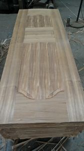 Teak Veneer HDF Door Skin pictures & photos