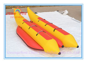 Floating Inflatable Fishing Boat, Inflatable Banana Boat for Water Park pictures & photos