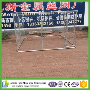 Hot Dipped Galvanized Metal Fences for Dog