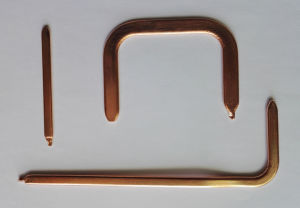 Square Copper Sintered Heatpipe pictures & photos