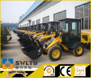 Zl08A Wheel Loader CE Approved Mini Loader Swltd Brand pictures & photos