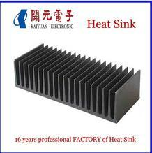 Aluminum Extruded Heat Sink Profiles pictures & photos