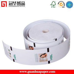80mmx198mm ATM Thermal Paper Roll