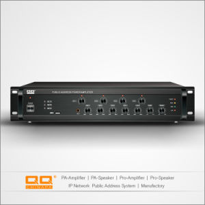 Lpa-880TM 4 Zones with USB 60W-1000W Professional Audio Amplifier pictures & photos