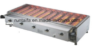 Anti-Rust Infrared Stainless Steel Gas Oven