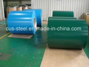 0.13-1.5mm Color Coated Steel Strip/Prepainted Steel Coil pictures & photos