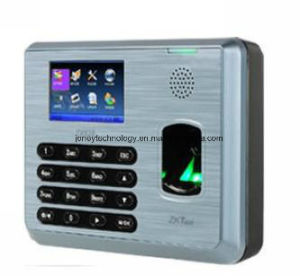 Tx628 Zkteco Fingerprint Attendance Machine with Zk Software pictures & photos
