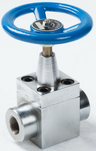 Carbon Steel Hydraulic Shutoff Valve pictures & photos