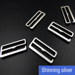 Clothing 30mm Silver Metal Hook, Swimwear Detachable Hook Slider pictures & photos