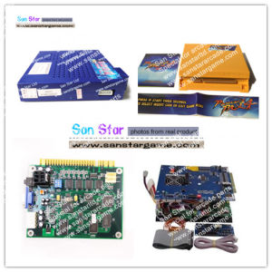 Multi Arcade Game PCB Pandora Box 4 with 645 Game for Arcade Game Machine