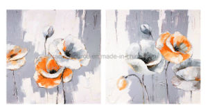 Wall Art Printed Canvas Blossom Oil Canvas Painting pictures & photos