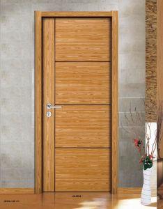 China Internal Hollow Core White Primer Wooden 6panel Doors Price ...