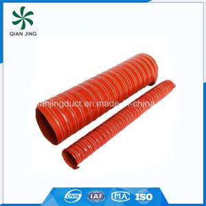 High Quality Red Silicone Duct for Industrial Ventilation pictures & photos