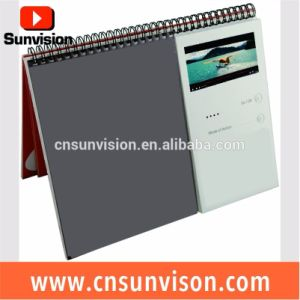 Business Marketing Video Brochure LCD Calendar Planner pictures & photos