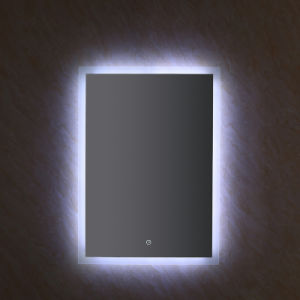 Wall Mounted Bathroom Make-up Mirror with LED Light 6017 pictures & photos
