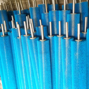 Food Transmitting Conveyor Belt Cleaning Brush Roller pictures & photos