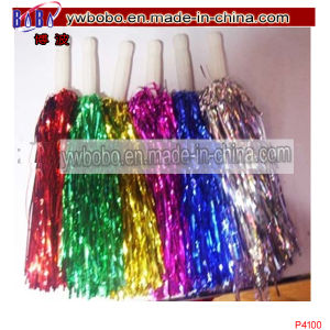 Sports Meeting POM POM Cheer Leading Cheering Party Decoration (P4100) pictures & photos