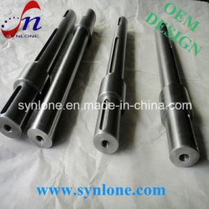Customized Stainless Steel Shaft with Keyway pictures & photos