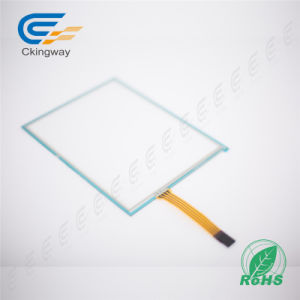 8.4 Inch Resisitve Separation LCD Touch Screen Glass for Replacement pictures & photos