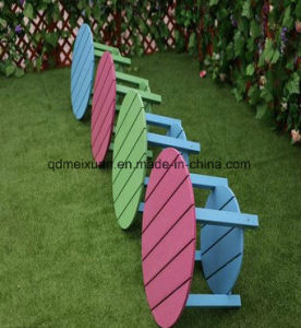 Outdoor Leisure Furniture Courtyard Hotel Balcony Chairs Garden Furniture Furniture Plastic Wood Tea Table (M-X3769) pictures & photos