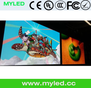 Indoor LED Dispay/P3.9/P4.8/P6.2/ Rental LED Display for Event Show