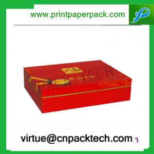 Luxury Printed Custom Cardboard Gift Box for Wine /Cosmetic Packaging pictures & photos