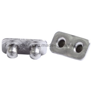 Double Head Steel Precision Rivets for Heater