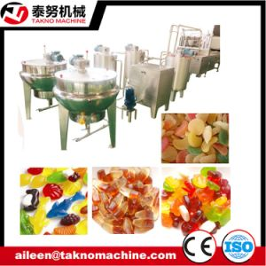 Gummy Bear Jelly Candy Making Machine