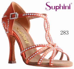 China Salsa Dance Shoes and Latin Shoes